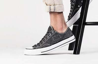 cảm nhận về giày converse
