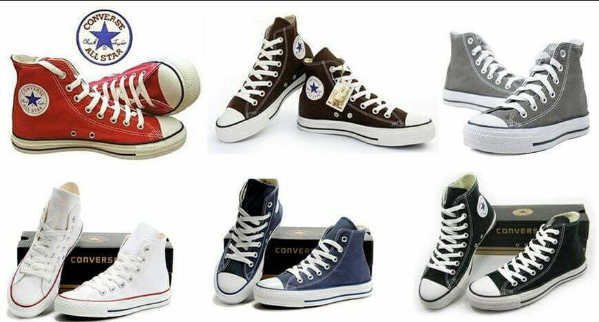 Ngam hinh anh giay converse moi 2016 chat nhat