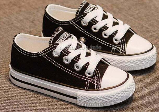 giày converse trẻ con