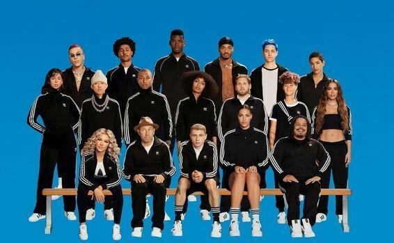 Mung su kien 50 nam Adidas Superstar da moi Chi Pu va Blackpink tham du 4